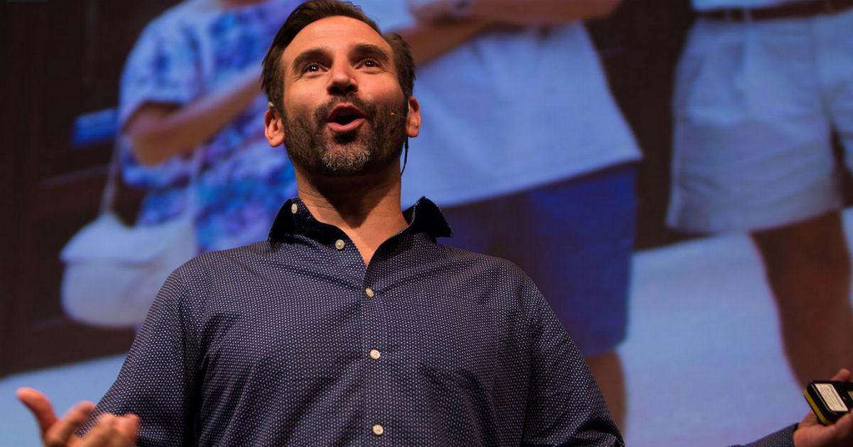 Ross Szabo Award Winning Mental Health Speaker