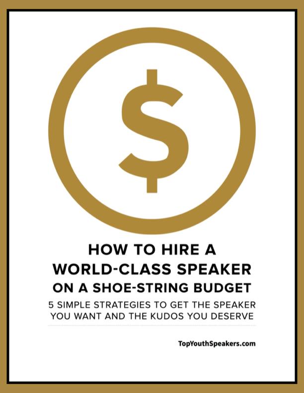 Speaker Funding Guide